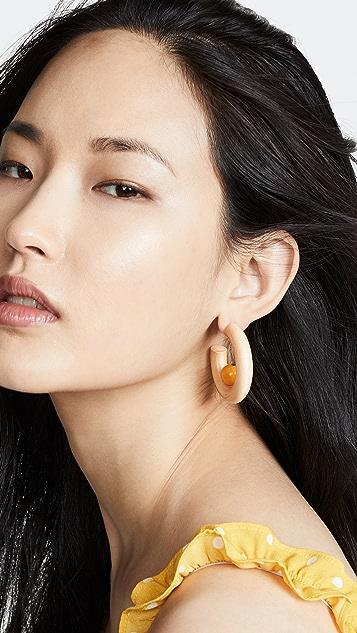 Sophie Monet El Sol Earrings