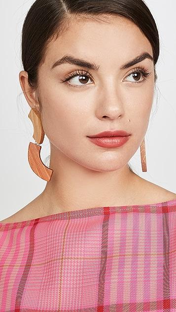 Sophie Monet Sophie Monet x Nanushka Colombo Earrings