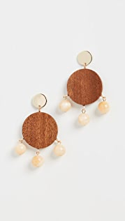 Sophie Monet The Belle Earrings