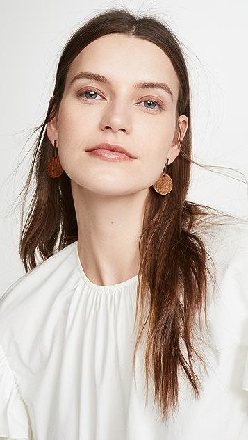 Sophie Monet The Prose Earrings