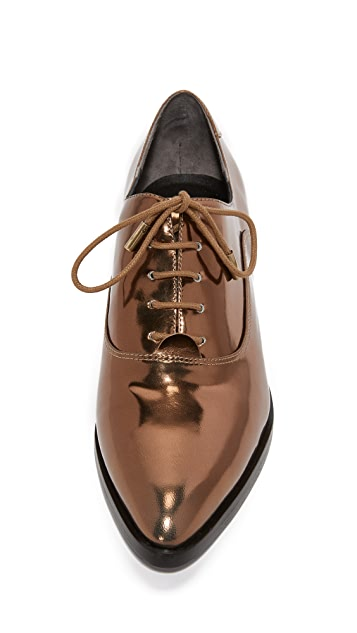 Sigerson Morrison Ботинки на шнурках Edie