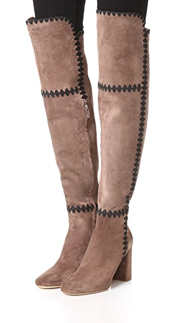 Sigerson Morrison Stelle Over the Knee Boots