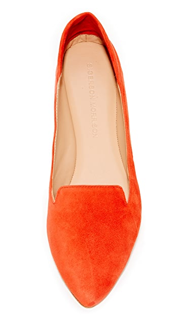 Sigerson Morrison Valentine Fold Down Flats