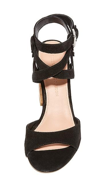 Sigerson Morrison Paulina II Sandals