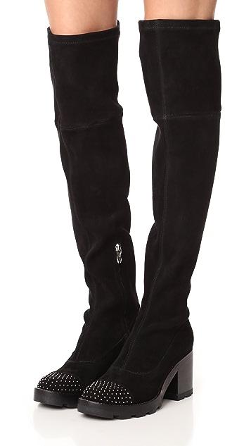 Sigerson Morrison Gemma Thigh High Boots