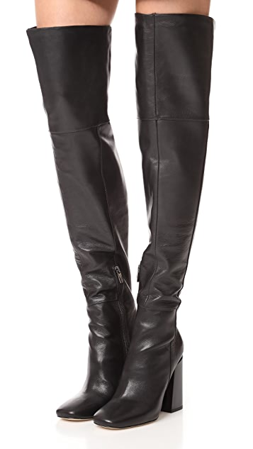 Sigerson Morrison Jessica Thigh High Boots