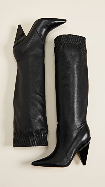 Sigerson Morrison Jay Point Toe Boots