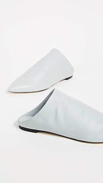Sigerson Morrison Saily Point Toe Flats