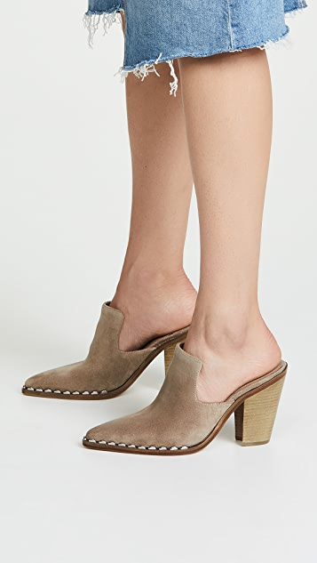 Sigerson Morrison Kacey Point Toe Mules