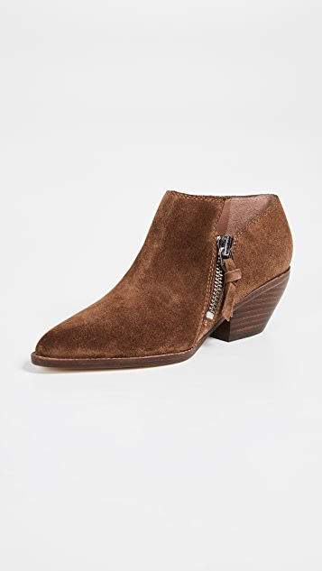 Sigerson Morrison Hannah Point Toe Booties