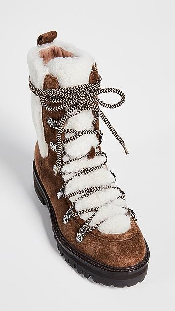Sigerson Morrison Isla Shearling Boots