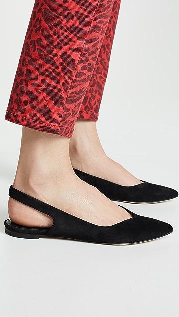 Sigerson Morrison Обувь с ремешком на пятке Sunshine