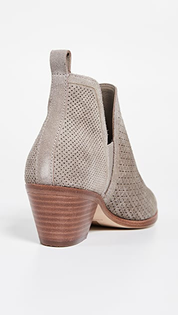 Sigerson Morrison Belle Suede Booties