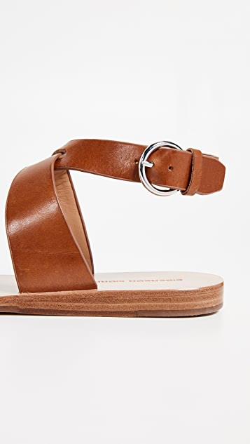 Sigerson Morrison Kyra Toe Ring Sandals