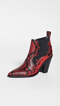Kaleb Western Boots