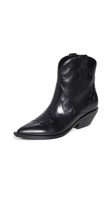 Sigerson Morrison Taima 西部风情靴子