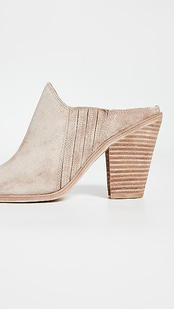 Sigerson Morrison Туфли без задников Kaden на квадратном каблуке
