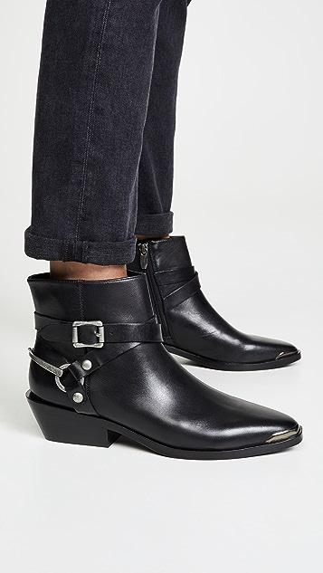 Sigerson Morrison Jade Western 短靴