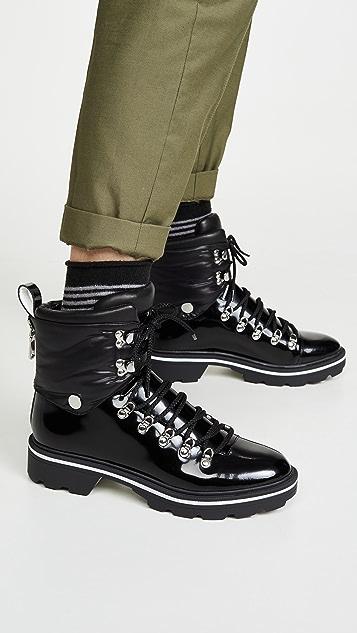 Sigerson Morrison Армейские ботинки Macre