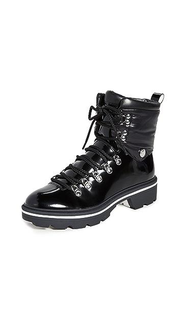 Sigerson Morrison Macre Combat Boots