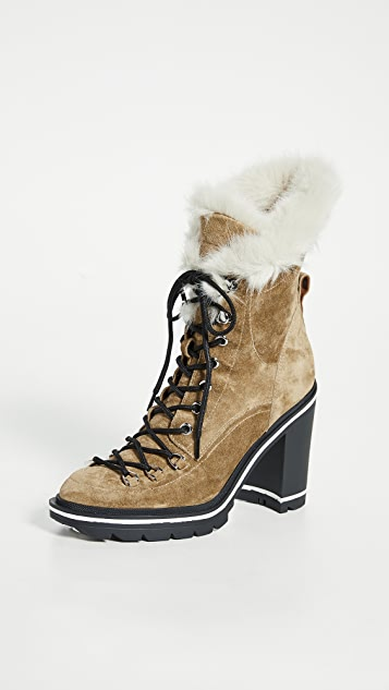 Sigerson Morrison Odelia Combat Boots