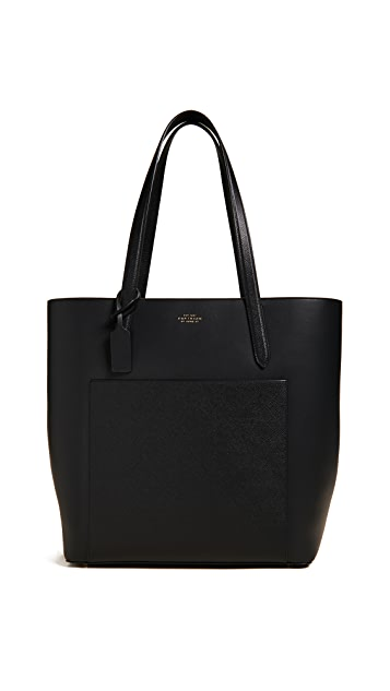 Smythson Panama North South Tote