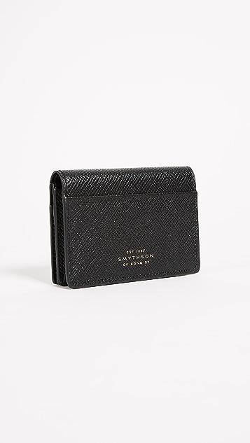 Smythson Panama 卡片包