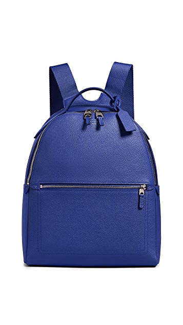 Smythson Panama Small Backpack