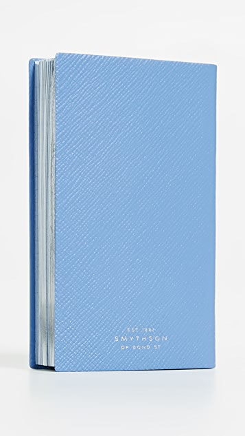 Smythson Make It Happen Panama Notebook