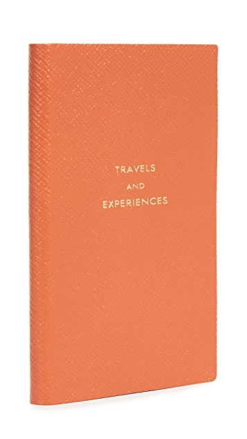 Smythson Travels + Experiences Panama Notebook