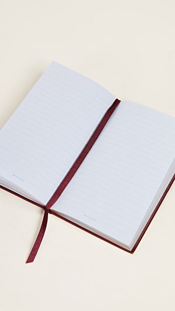 Smythson Notes Panama Notebook