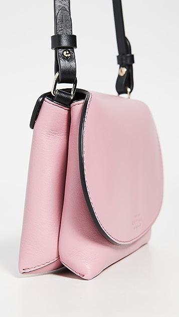 Smythson Mini Pillow Crossbody Bag