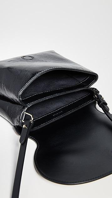 Smythson Pillow Saddle Bag