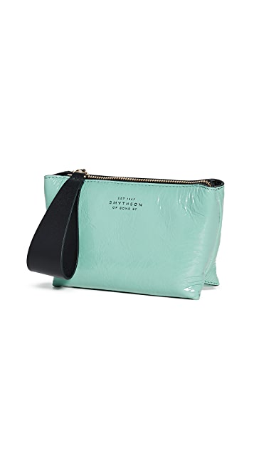 Smythson Mini Pillow Pouch