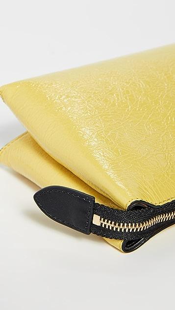 Smythson 小号枕形手包