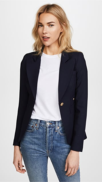 08507a08 SMYTHE One Button Blazer | SHOPBOP