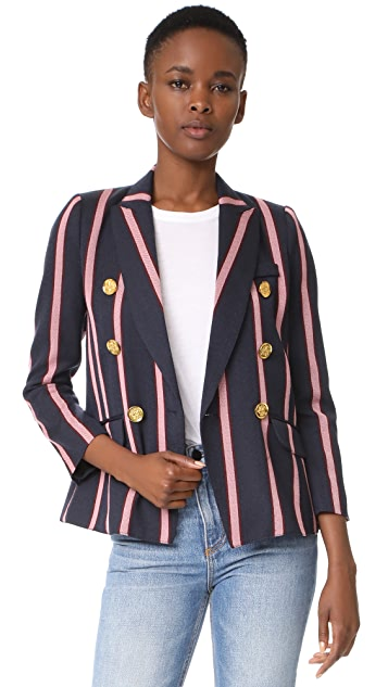 SMYTHE Mini Double Breasted Blazer