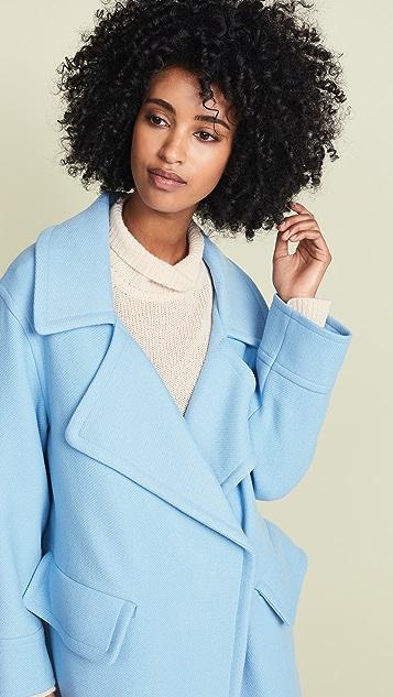 SMYTHE Blanket Coat