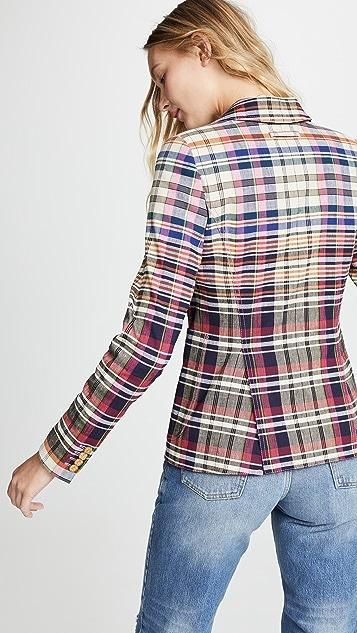 SMYTHE Patch Pocket Duchess Blazer