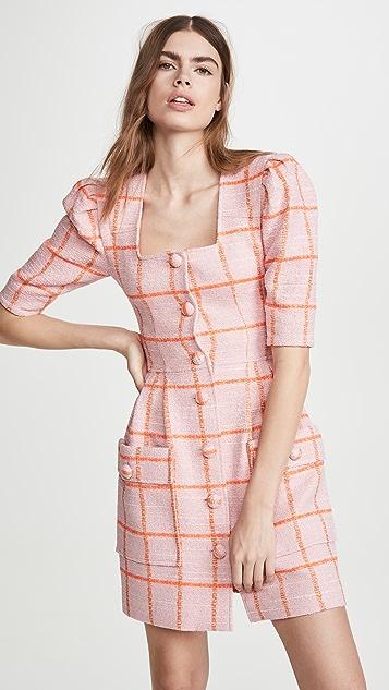 SMYTHE Boucle Mini Dress