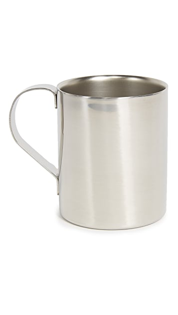 Snow Peak Stainless Steel Double Wall 330 Mug