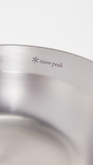 Snow Peak Large Tableware Set