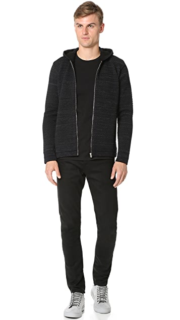 S.N.S. Herning Final Hooded Zip Sweater
