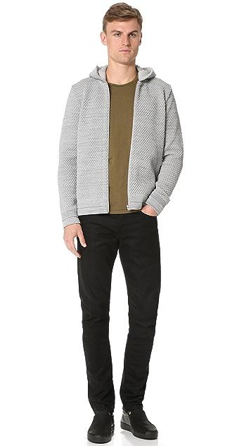 S.N.S. Herning Final Hooded Zip Sweater
