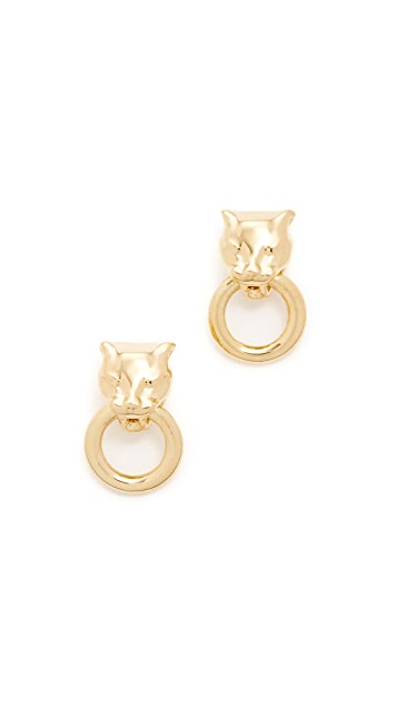Soave Oro Angelina Earrings