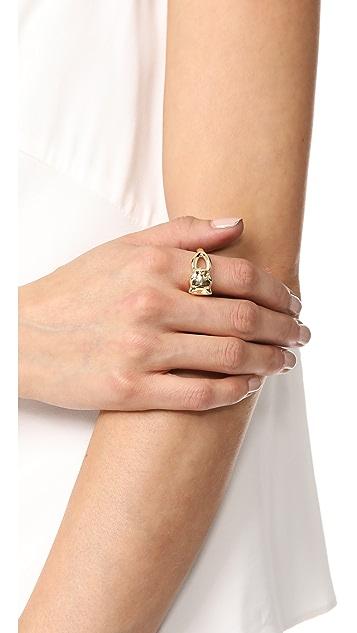 Soave Oro Angelina Ring
