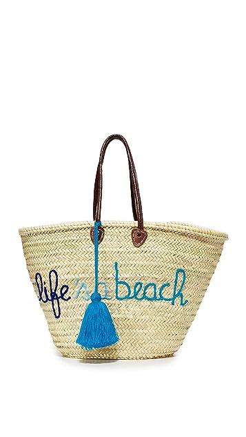 Soeur Du Maroc Life's a Beach Tote