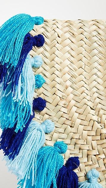 Soeur Du Maroc Tassel Cross Body Bag