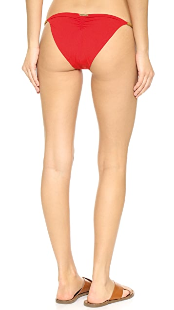 SOFIA by ViX Solid Pepper Lucy Bottoms