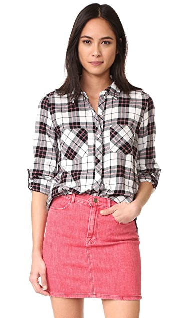 Soft Joie Lilya Button Down Shirt